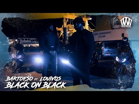 BARTOFSO ft. LOUIVOS - BLACK ON BLACK  (PROD. PALENKO)