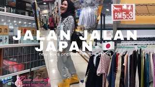 [13.19 MB] Jalan Jalan Japan M3 Mall Thrifting THORBAIK?!