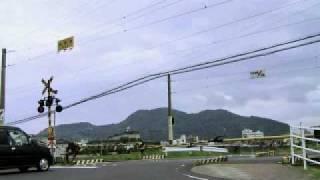 JR日豊本線#33(錦江駅~加治木駅間)竹下踏切