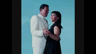 Marvin Gaye with Tammi Terrell   You