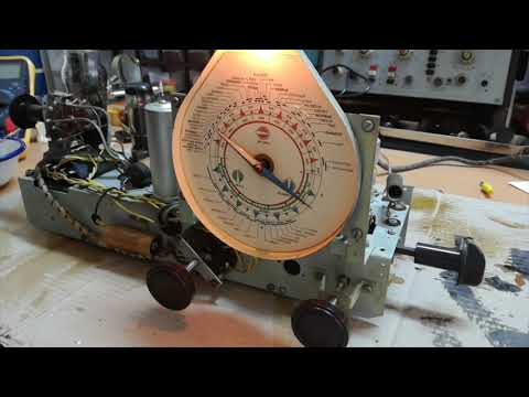 Repairing Vintage Vacuum Tube Radio Kosmaj 49