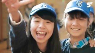 神奈川のこどもたち72万人にベースボールキャップを届けました。 thumbnail