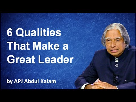 16 qualities of a great leader