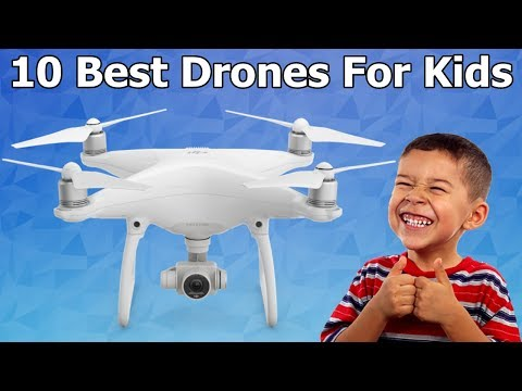 Drones For Kids - 10 Best Kid Friendly Drones