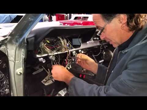 Instrument Cluster Lights - Peter's 1966 Mustang Coupe Day 72 - Part 2