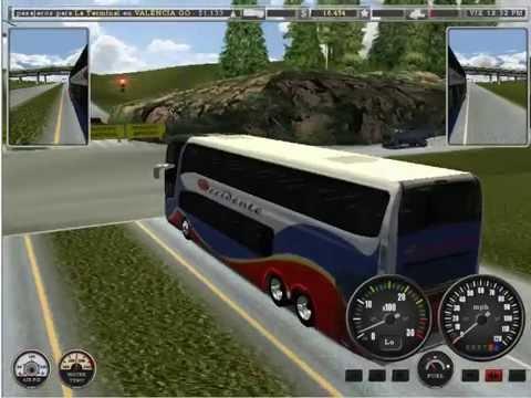 18 Wheels Of Steel Haulin Bus Venezuela