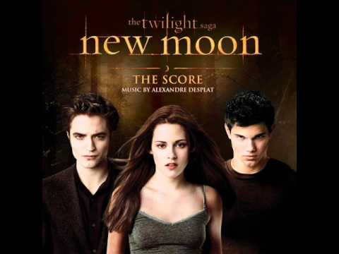 6 - Edward Leaves -  Alexandre Desplat - The Score New Moon