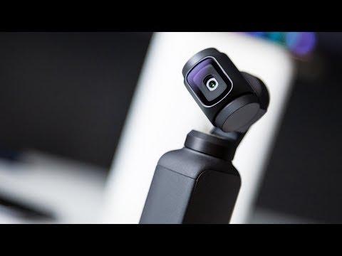 DJI Osmo Pocket - Vraiment mieux qu'une GoPro ?