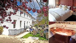 UK Hotel Edgar House Voted One of World's Best in TripAdvisor Awards
