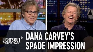 "Dana Carvey and David Spade Trade ""SNL"" Stories - Lights Out with David Spade"