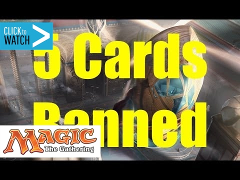 5 BANNED - Emrakul - Copter - Mage - Probe - Grave-Troll