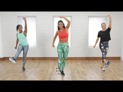 30-Minute Barre Toning and Hip-Hop Dance Workout
