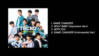 TRCNG - WOLF BABY (JAPANESE VERSION)