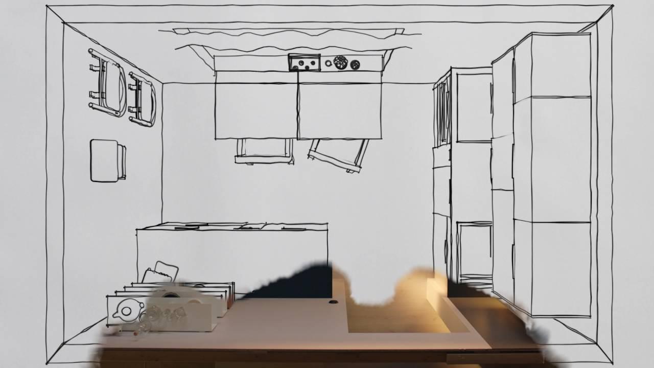 Ikea Quadratmeterchallenge Fur Deine Kleine Kuche Youtube