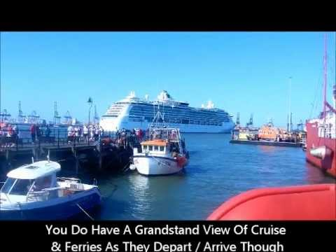 Harwich Hotels Near Ferry & Cruise Terminals