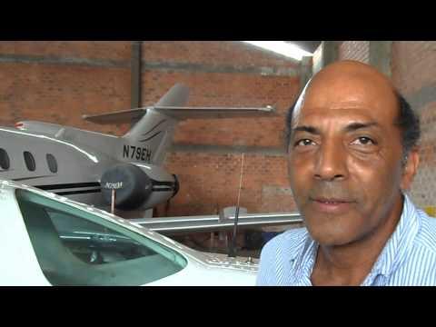 Paraguay Air Service Jean-François Ema Otu SAM 0370