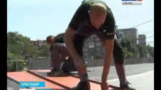 Фальцевая кровля в Краснодаре(, 2015-12-04T11:12:33.000Z)