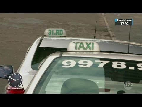 Taxista é morto por criminosos durante assalto no Rio Grande do Sul | SBT Notícias (26/04/18)