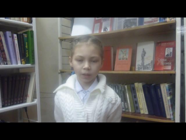 Изображение предпросмотра прочтения – ЛилияСагирова читает произведение «Думай заранее» В.В.Маяковского