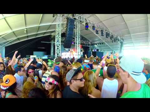 HANGOUT MUSIC FESTIVAL 2014. Gulf Shores, AL.