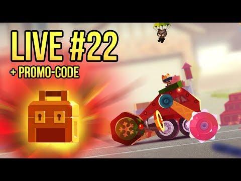 Let's Play C.A.T.S: Crash Arena Turbo Stars (Live Stream #22)