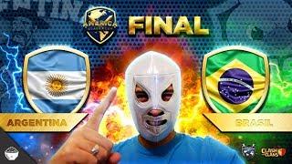 "Download Video OFICIAL GRAN FINAL ""Argentina vs Brasil"" America Clash Cup MP3 3GP MP4"