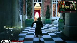 AngryJoe Plays: Assassin's Creed Unity Part 1