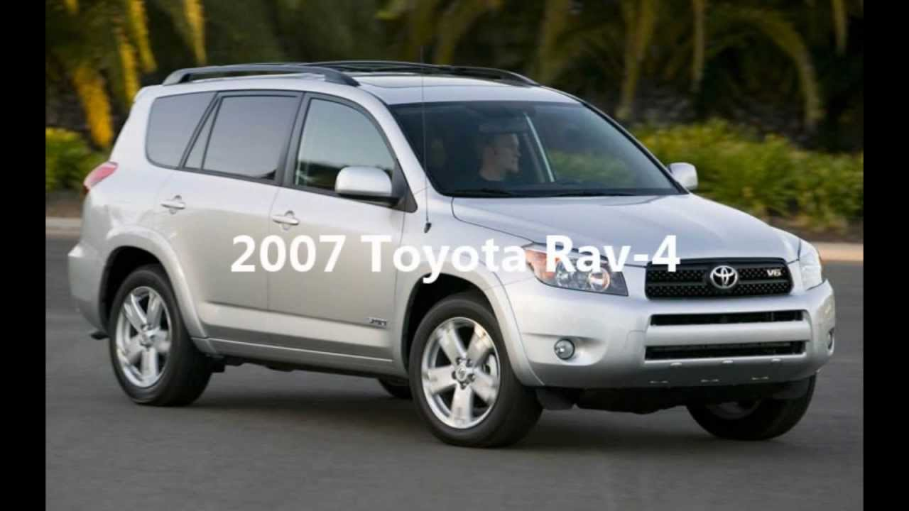 Amazing 2007 Toyota RAV 4 Sport AWD Walkaround, Overview