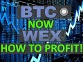 BTC-e is BACK!! And how to profit!