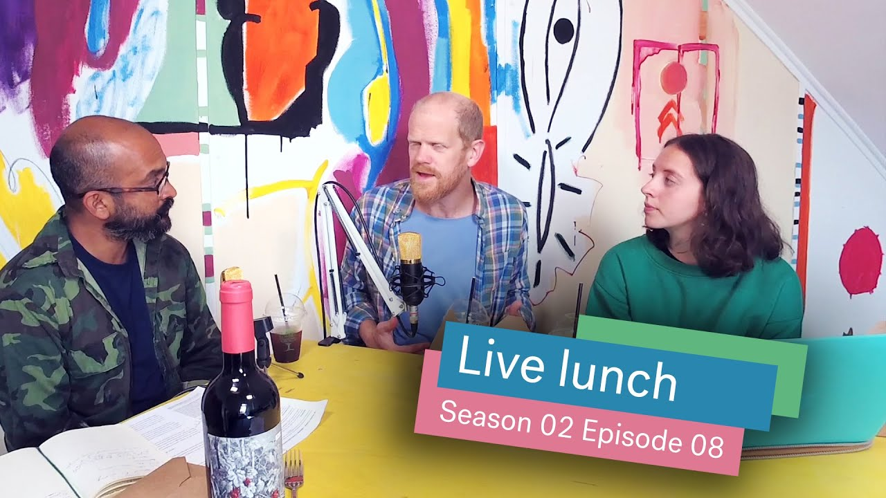Communion | #Livelunch Season 2 Episode 8 Cover Image