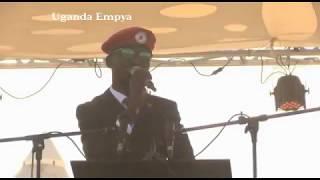 Bobi Wine Speech In Zimbabwe | Calls M7 A Younger cattle Keeper