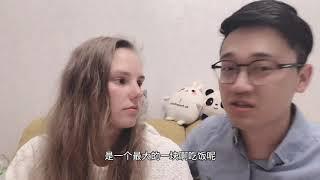疫情当下、外国女孩直言中国人要团结!