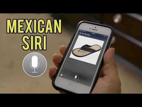 If Siri Was MEXICAN Part 1