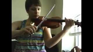 Moonlight Sonata (violin with free sheet music)