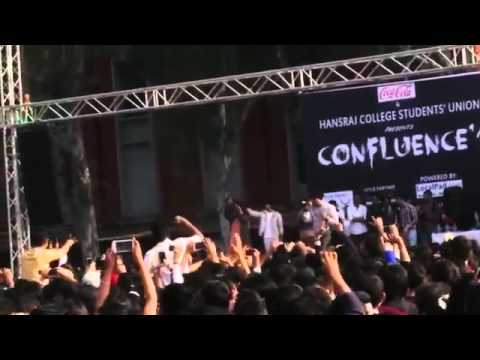 BOHEMIA - Lyrics Video of 'Diwana' by