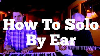 Guitar Lesson: Playing by Ear
