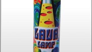 Showtime/Black Cat Fireworks Lava Lamp