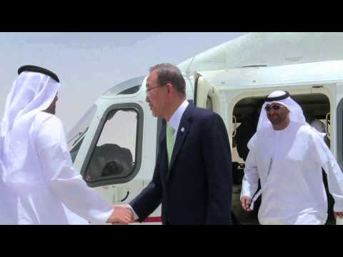 """UAE """"Ascent"""" Climate Change Conference"""