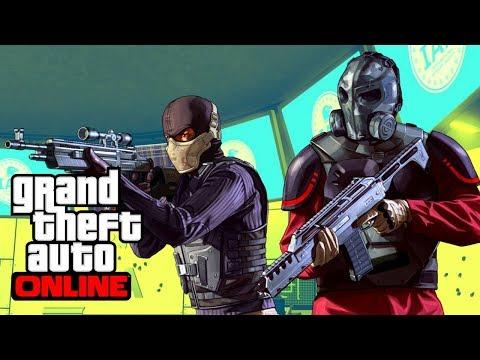 Grand Theft Auto V #18 Не заходил в Online 2 года!