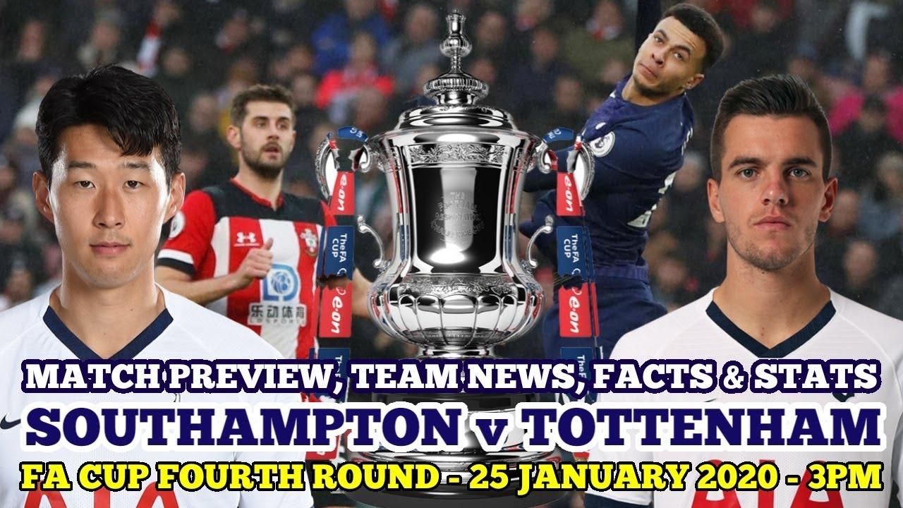 Tottenham vs Southampton LIVE: Preview, team news and ...