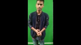 Audition Video of Actor Aman Sharma from Delhi at Kirti Motion Pictures