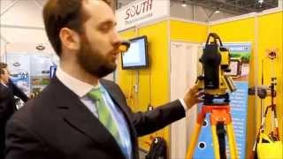 Новые тахеометры и GPS приемники South на выставке Интерэкспо ГЕО Сибирь 2014