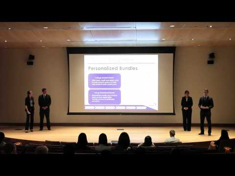 Olin Case Competition: University of Texas at Austin