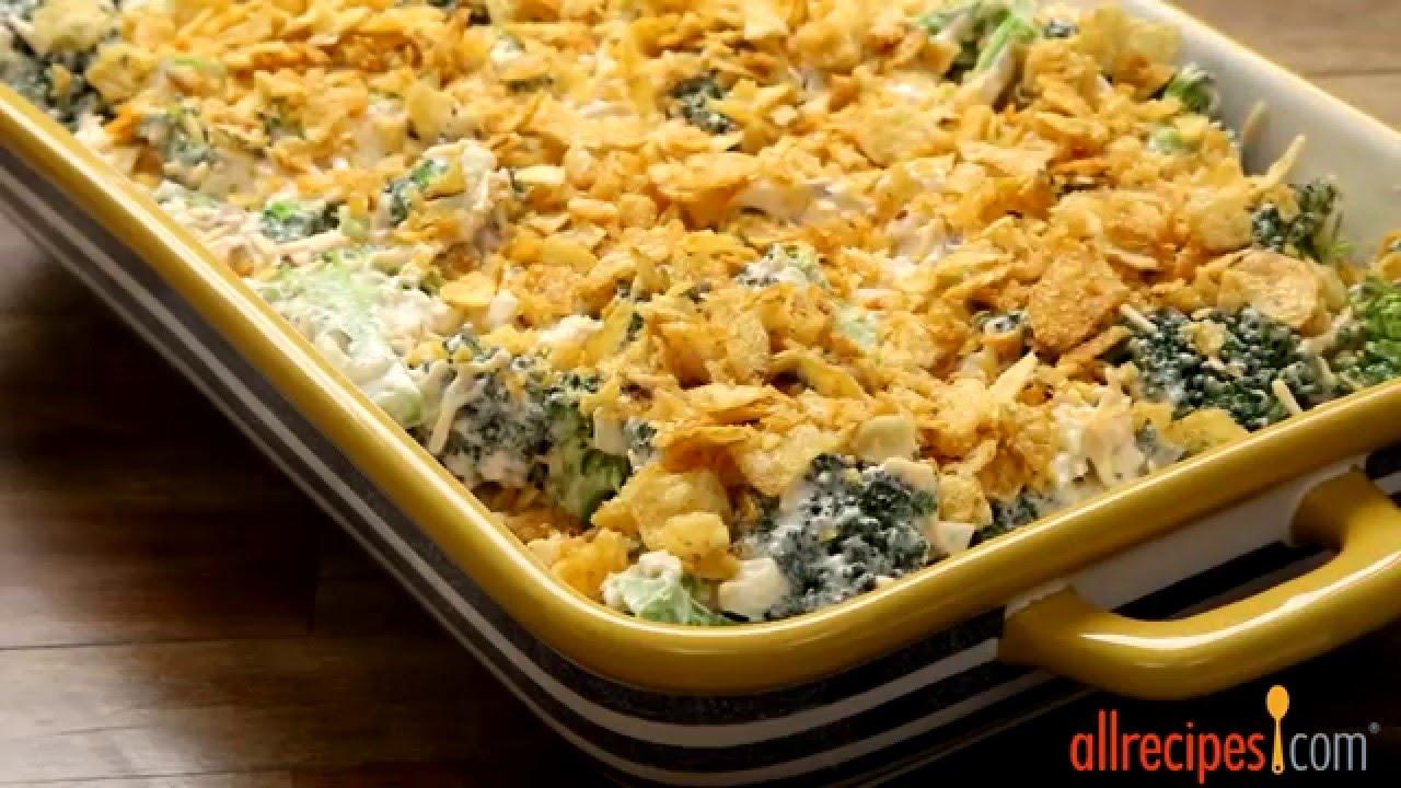 Broccoli Cheese Casserole  Casserole Recipes  Allrecipes -5729