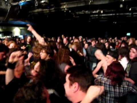 "Municipal Waste ""Wrong Answer"" WALL OF DEATH @ Islington 2010"