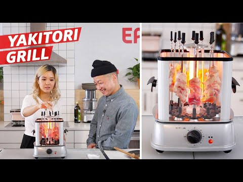 What Is The Best Yakitori Grill For Your Kitchen? — The Kitchen Gadget Test Show