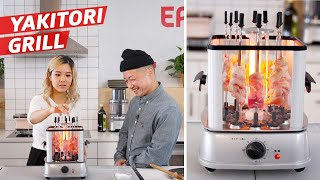 What is The Best Yakitori Grill for Your Kitchen? - The Kitchen Gadget Test Show