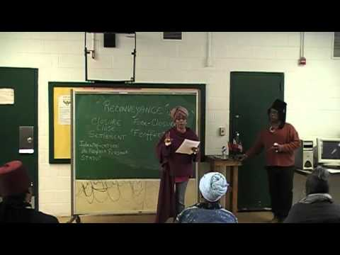Taj Tarik Bey and Abdullah Bey Roundtable Deeds of Trust & Reconveyance & Etymology Part 2 of 2