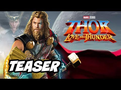 Thor 4 Teaser