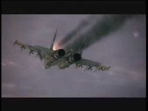 Ace Combat 6 Mission 15 Scenes Mobius 1 Yellow 13